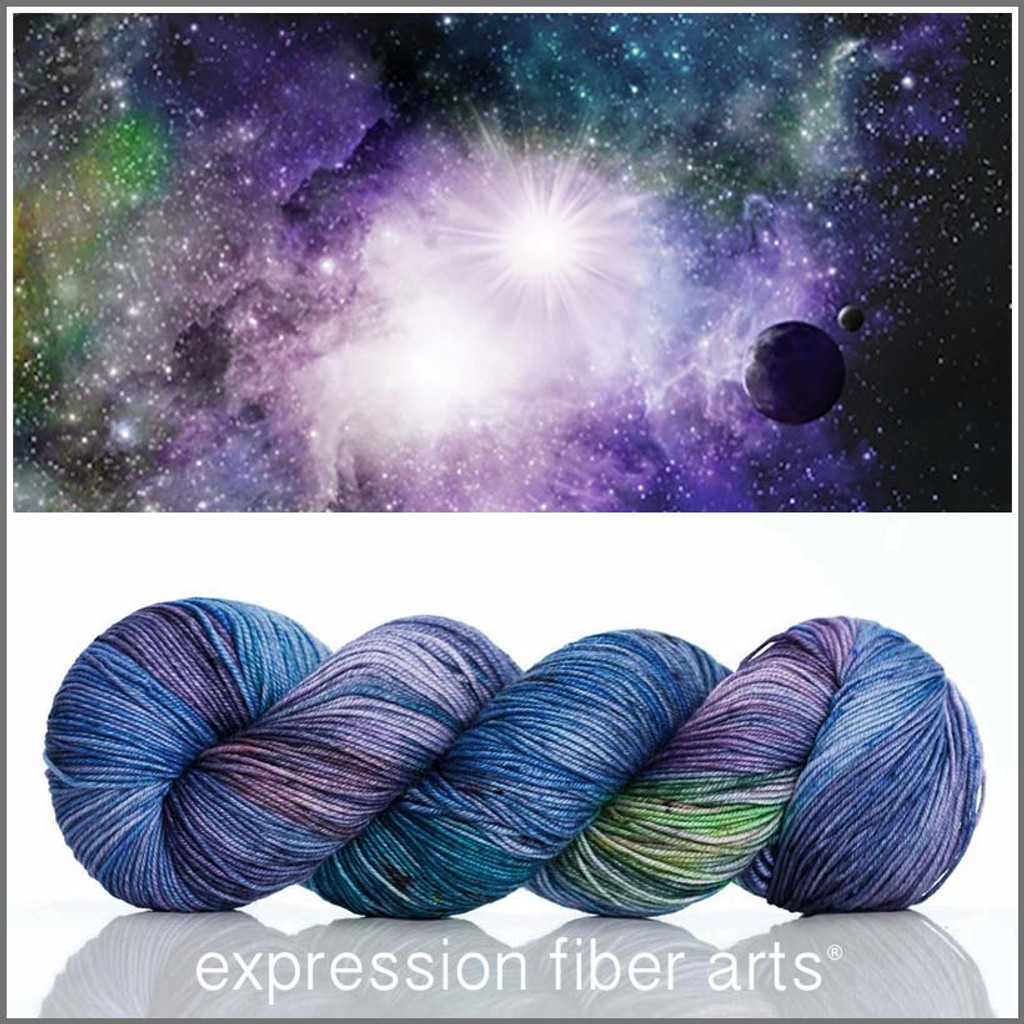 SUPERNOVA 'RESILIENT' SUPERWASH MERINO SOCK