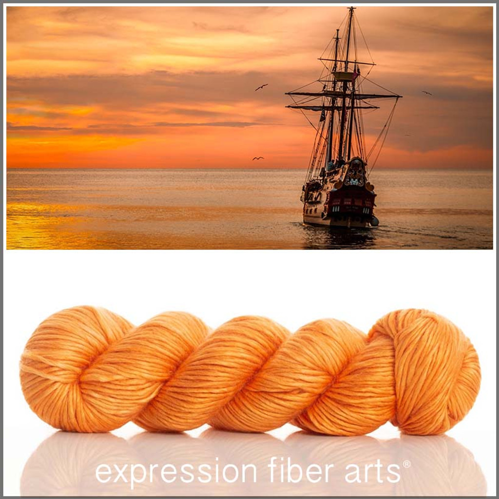 MERCHANT VESSEL 'PEARLESCENT' WORSTED