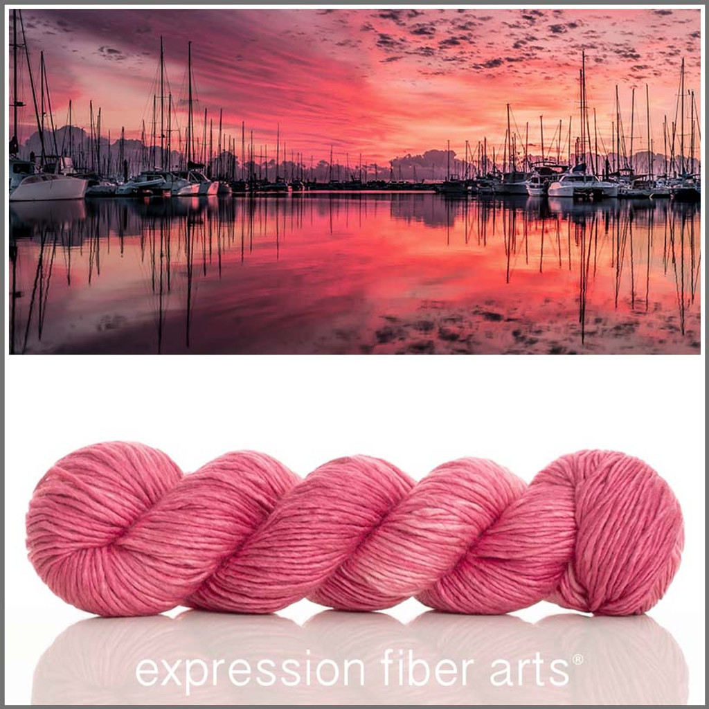 PORT 'PEARLESCENT' WORSTED