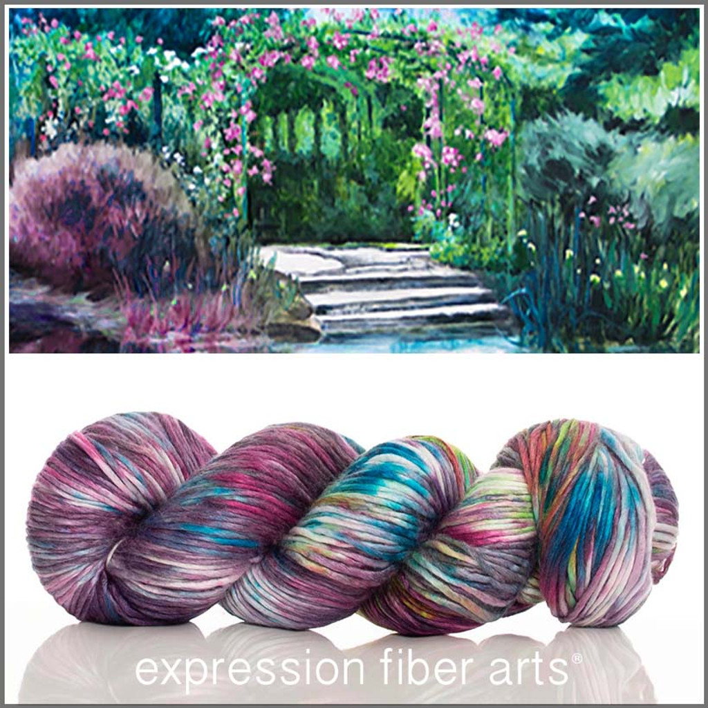 GIVERNY 'PEARLESCENT' WORSTED