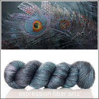 PERSEPHONE 'LUSTER' SUPERWASH MERINO TENCEL SPORT