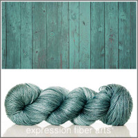 RECLAIMED 'LUSTER' SUPERWASH MERINO TENCEL SPORT