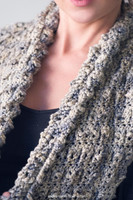Bubbly Crochet Cowl Pattern