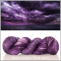 AMPHITRITE SUPERWASH MERINO SILK PEARLESCENT WORSTED