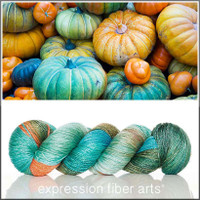 PUNKINS 'LUSTER' SUPERWASH MERINO TENCEL SPORT