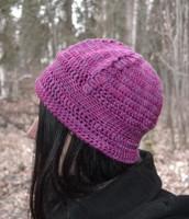 Shining Star Crochet Hat