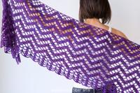 Date Night Wrap Crochet Pattern