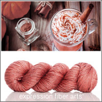 SPICE 'LUSTER' SUPERWASH MERINO TENCEL WORSTED