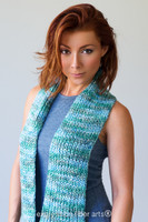 Simple Things in Life Knitted Scarf Pattern