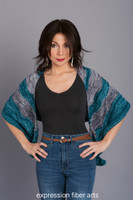 Novello Knitted Shawl Pattern