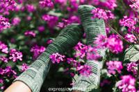 Square Peg Socks