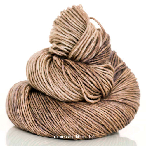 SAND DUNE SUPERWASH MERINO SILK PEARLESCENT WORSTED
