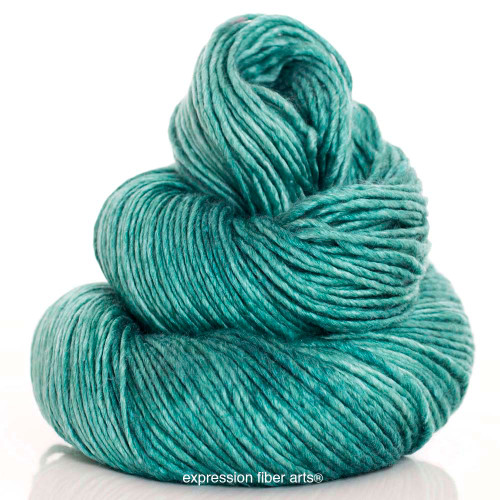 NAUTICAL SUPERWASH MERINO SILK PEARLESCENT WORSTED