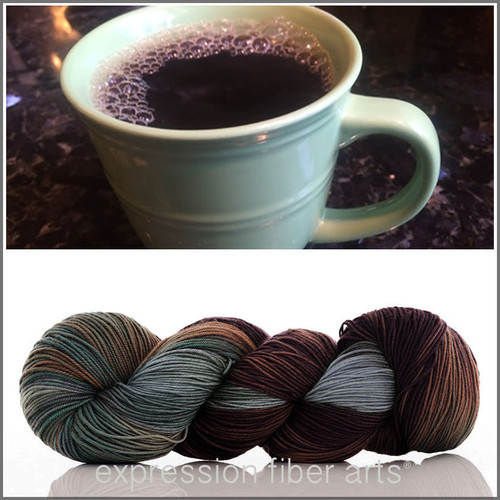 JAVA 'RESILIENT' SUPERWASH MERINO SOCK