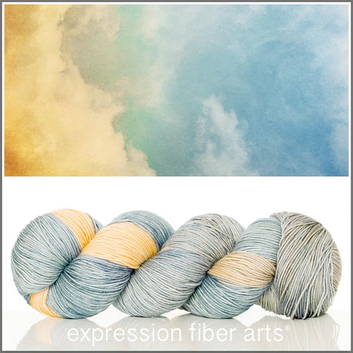 STEP INTO YOUR DREAMS 'RESILIENT' SUPERWASH MERINO SOCK