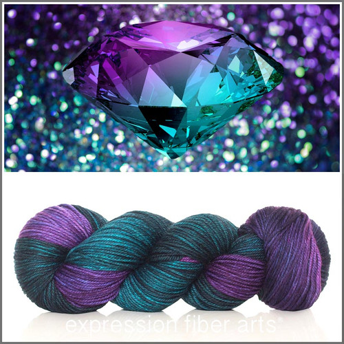 JUNE ALEXANDRITE SUPERWASH DEWY DK
