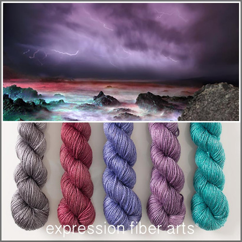 STORMY HUES 'LUSTER' SPORT MINI KIT