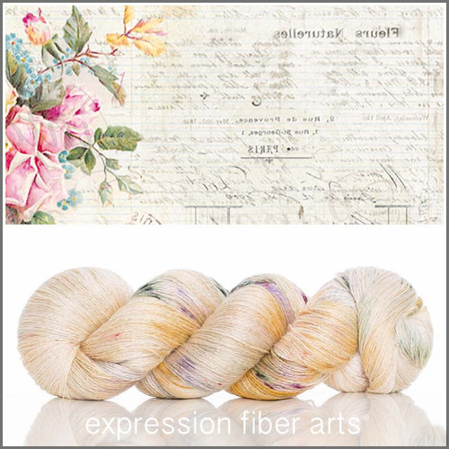 EPHEMERA YAK SILK LACE