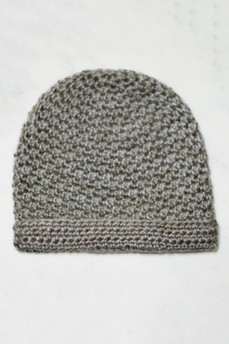 Jaxon Crochet Baby Hat Pattern
