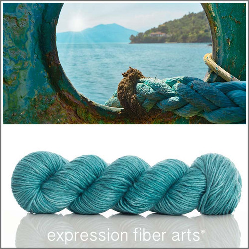 CAPTAIN 'PEARLESCENT' WORSTED