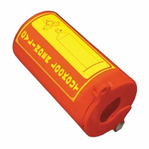Cylinder Lockout (Red Lid) PS-LOTO-CLR