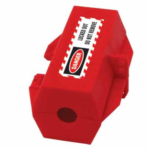 Large Plug Lockout - Premier  PS-LOTO-PLBTL
