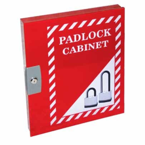 Padlock Cabinet for 220 Locks - PS-LOTO-PC220
