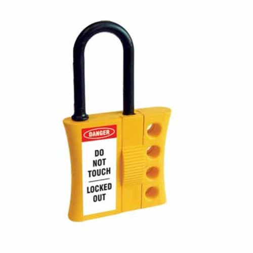 Electric Slider Hasp for 4 locks 6mm Shackle - PS-LOTO-HASP-SLIDE6