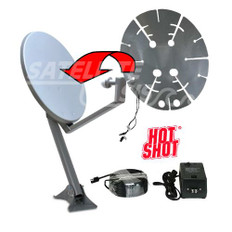 "Hot Shot 18-22"" Satellite Dish Heater Kit (HS18NGRFKIT)"