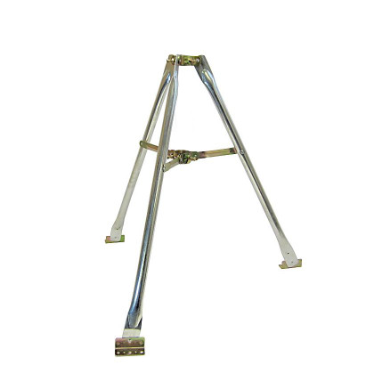 3 ft. Dish Antenna Tripod | Galvanized
