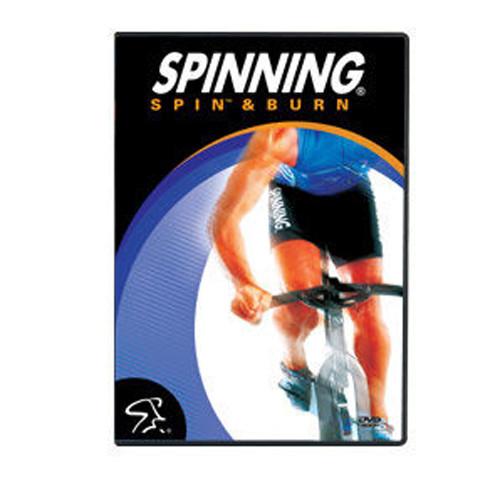 SPIN® Burn DVD