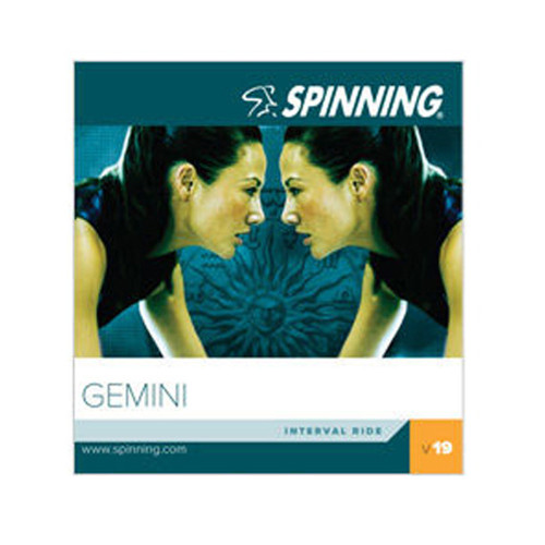 Spinning® CD Volume 19 - Gemini