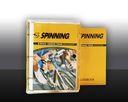 Spinning® 8-Week Grand Tour Program