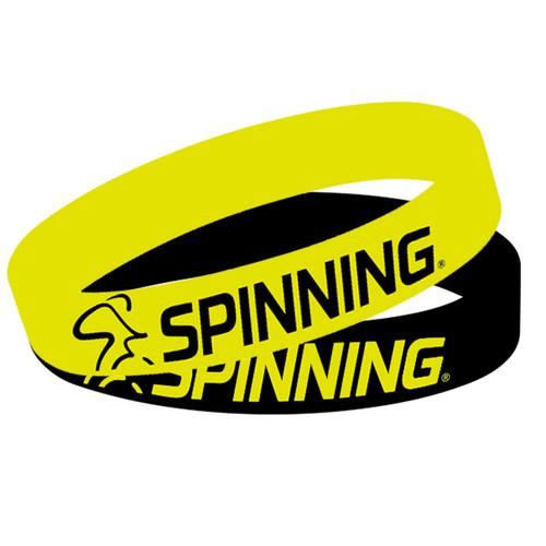 Spinning® Bracelet Set Yellow/Black