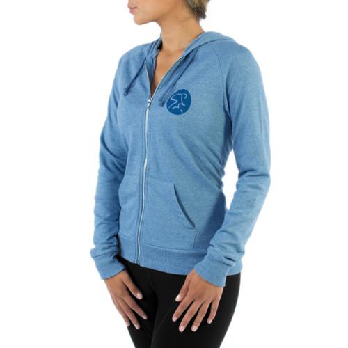 Women's  Outline Hooded Jacket