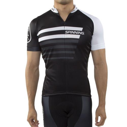 Spinning® Vega Men's Cycling Jersey