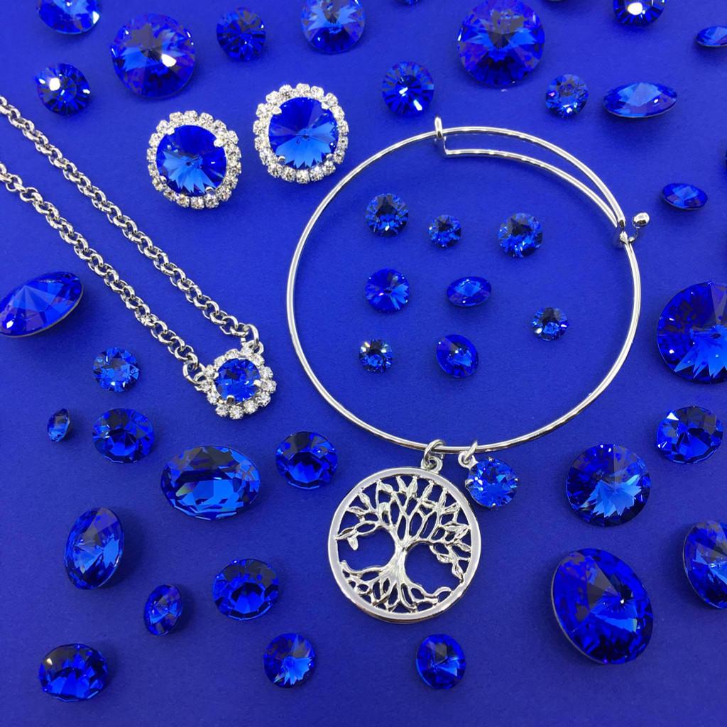 Sapphires for September