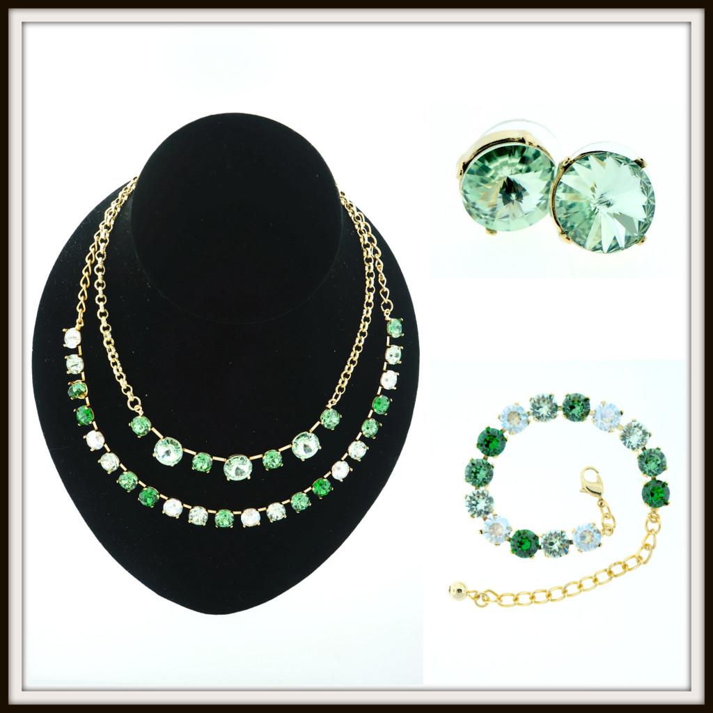Luck of the Irish Jewelry Set