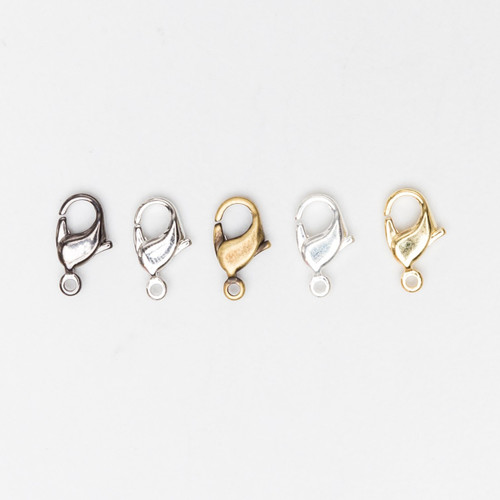 Lobster Claw Clasps   24 Pieces