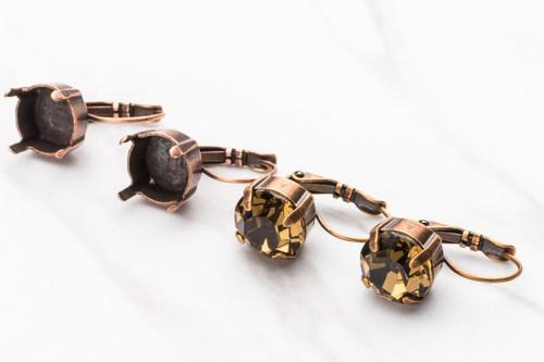 11mm | Classic Drop Earrings | Three Pairs