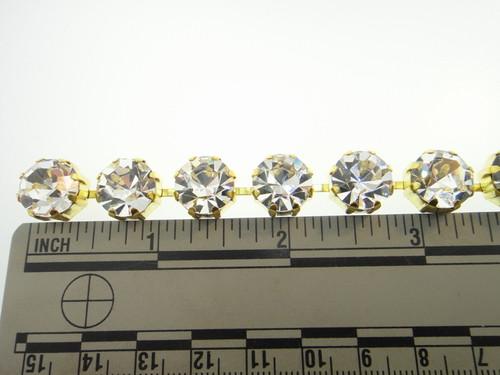 11mm Rhinestone Crystal Chain
