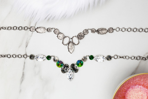 Large Statement Necklace Style 5 | One Piece