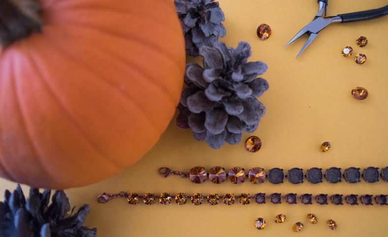"November Birthstone-  ""Golden"" Topaz"