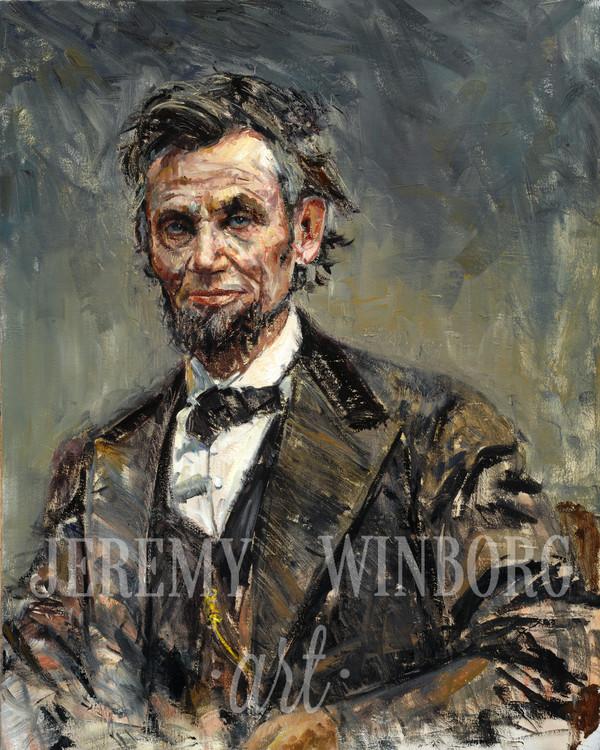 Honest Abe Original (SOLD)