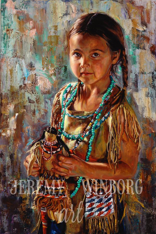 Paiute Pride Giclée Print