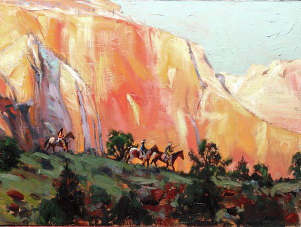 Zions Riders Original (SOLD)