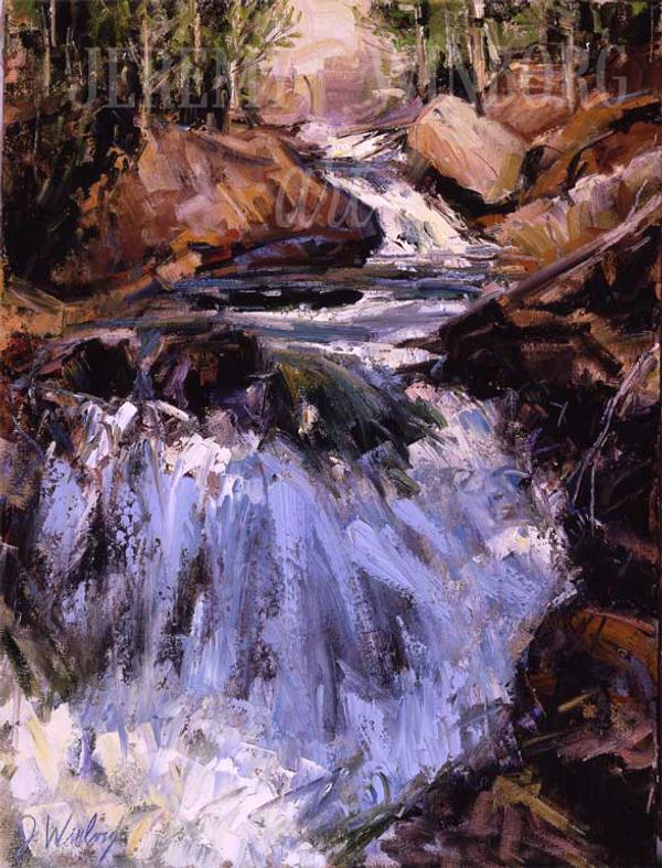 Falls Creek Giclée Print