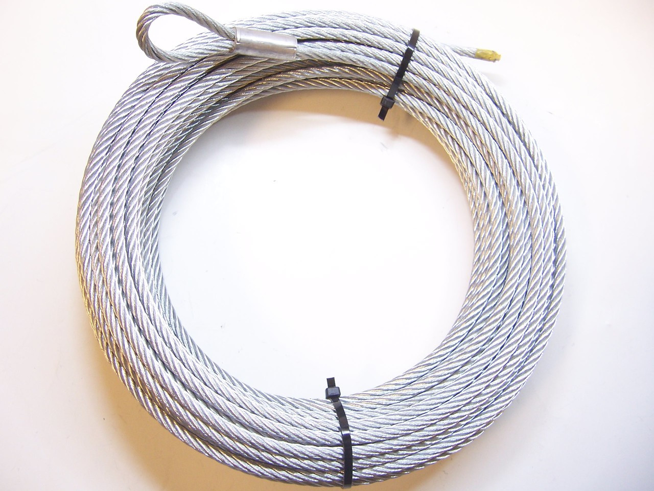 Galvanized Wire Rope Winch Cable 1/4\
