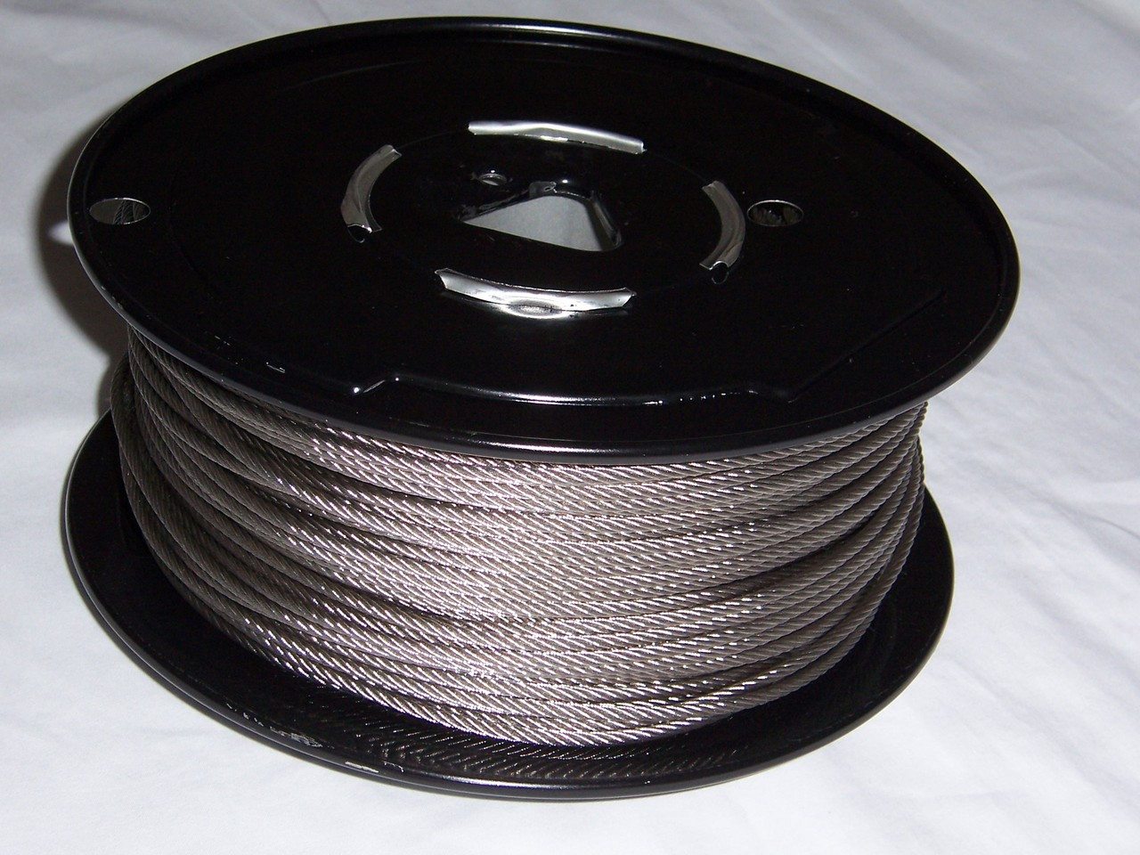 316 Stainless Steel Wire Rope, 3/16\