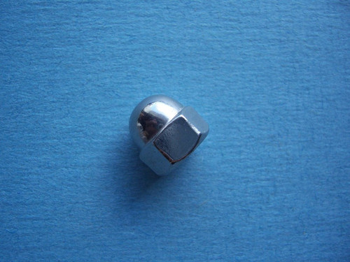 """Type 316 Stainless Steel Cap Nut/Acorn Nut, 1/4"""" - 20 TPI (Qty 100)"""